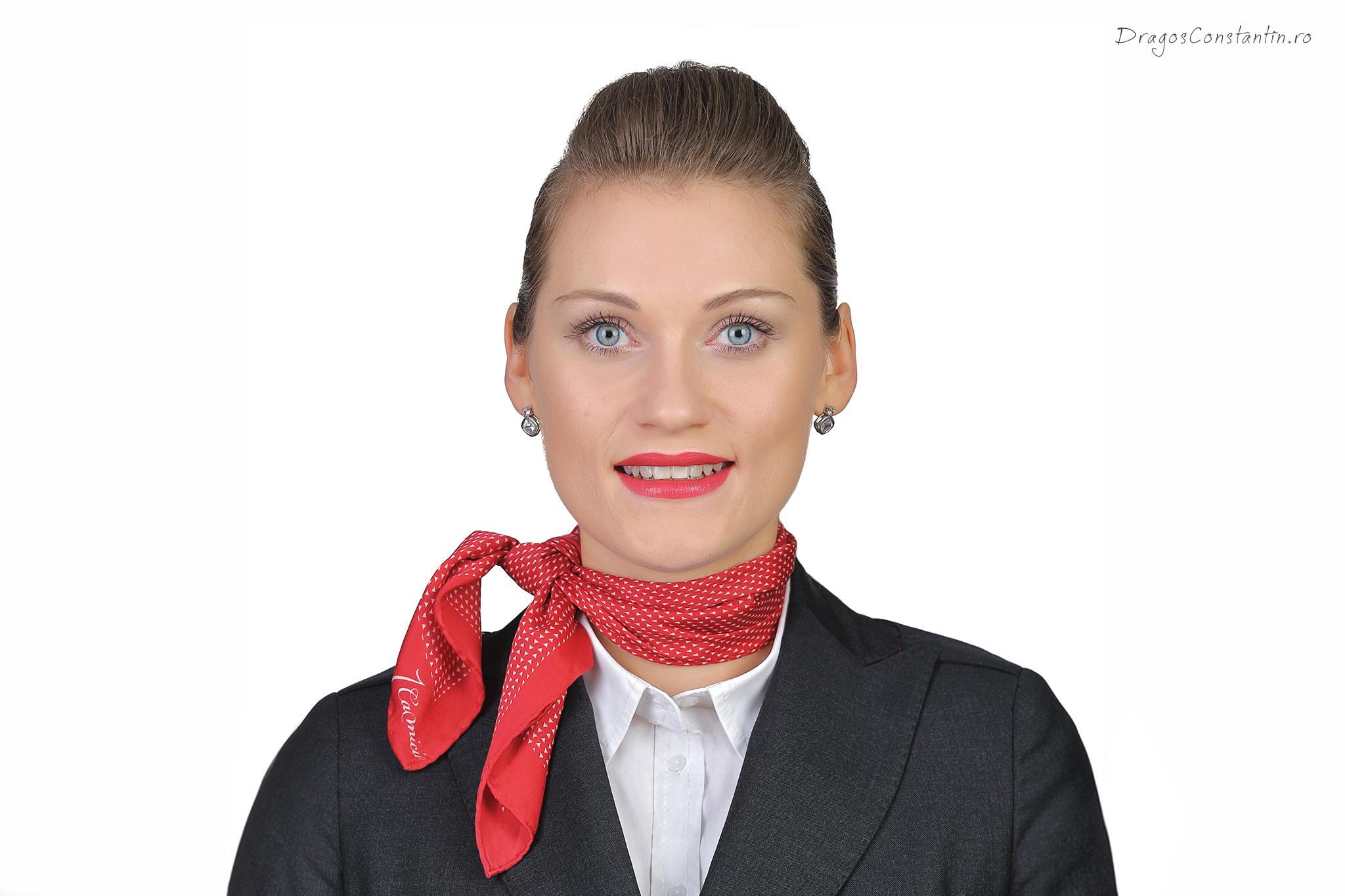 Fotografie insotitor de bord Steward - Flight attendant Photography