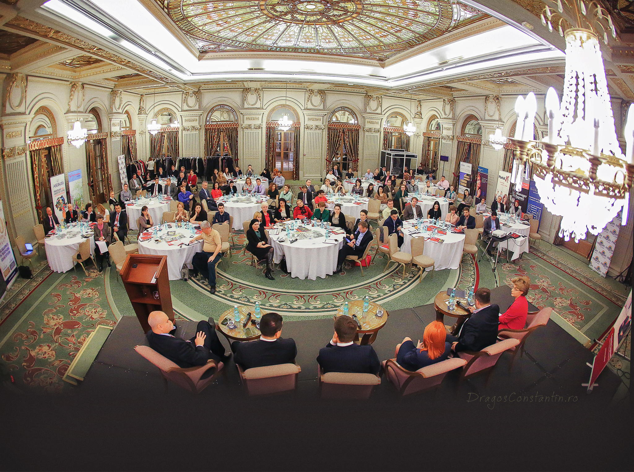 Fotografie Eveniment Corporate - Conferinta Assebuss Hilton - Corporate Event Photography