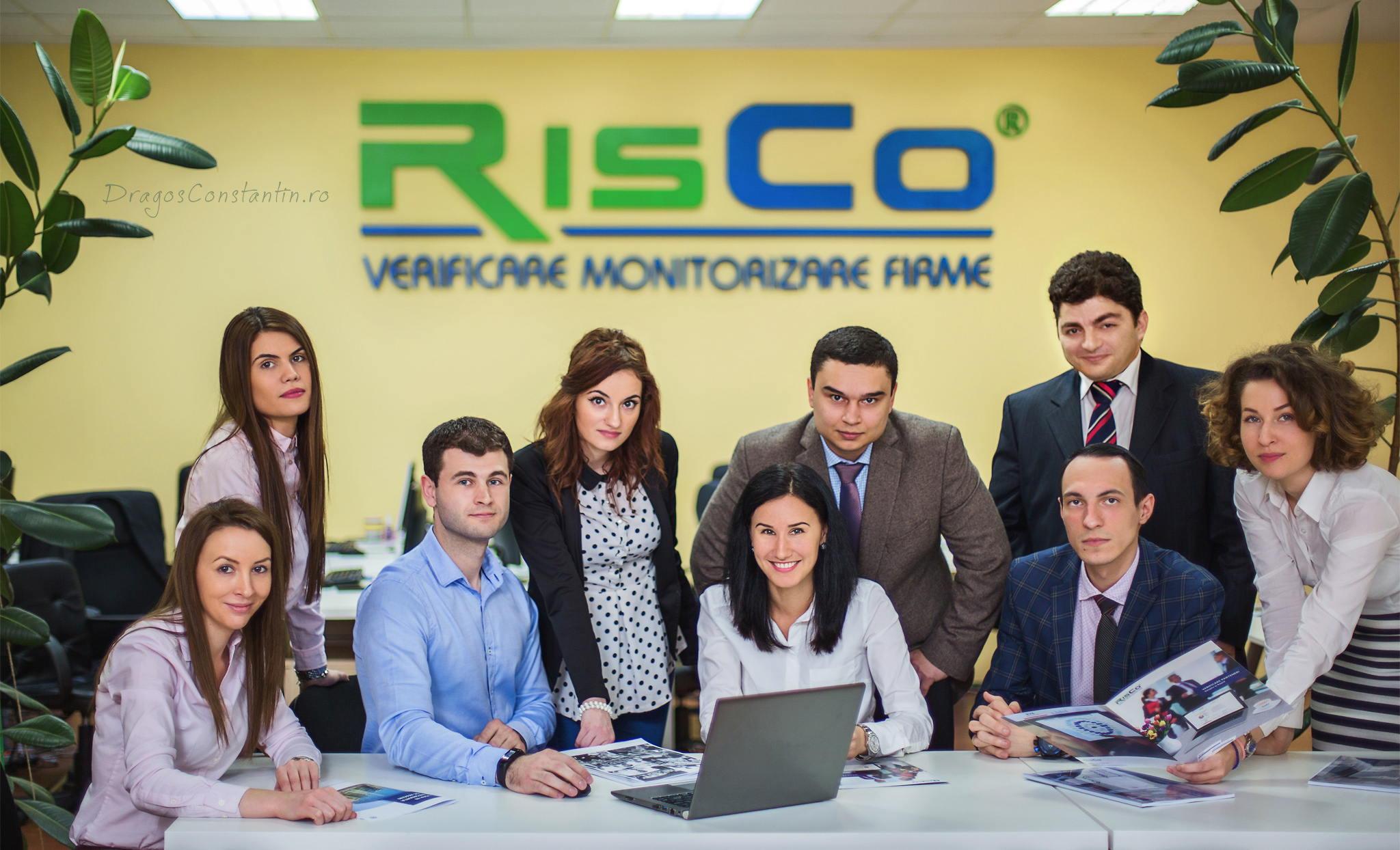 Portret Business Risco